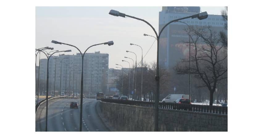 Oświetlenie drogowe – zagadnienia wybrane