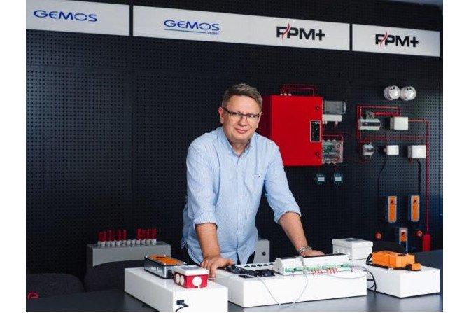 Centrala sterowania urządzeniami przeciwpożarowymi FPM+