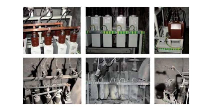 Warunki pracy baterii kondensatorów a zagrożenie pożarowe