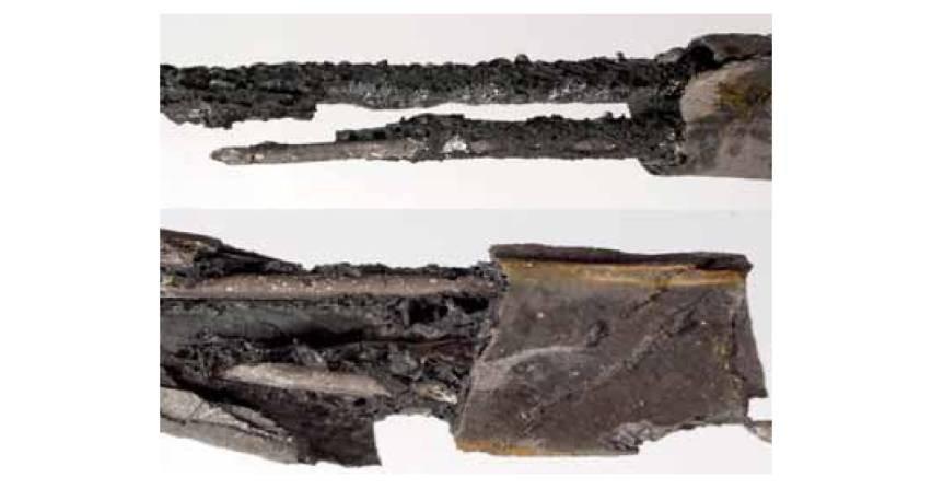 Wykorzystanie badań metalograficznych stopień zwarciowych w ustalaniu przyczyn pożarów od instalacji elektrycznych (część 2.)