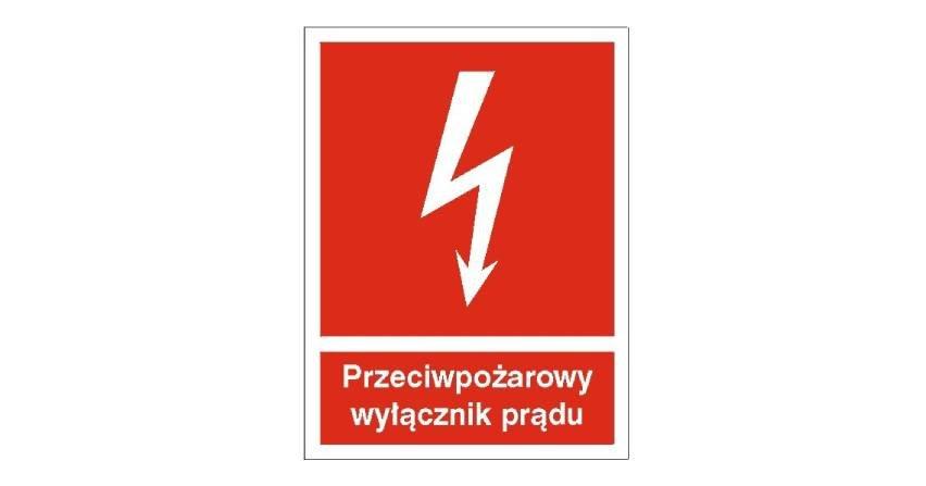 Zasady instalowania przeciwpożarowego wyłącznika prądu oraz uzgadniania projektu budowlanego pod względem ppoż.