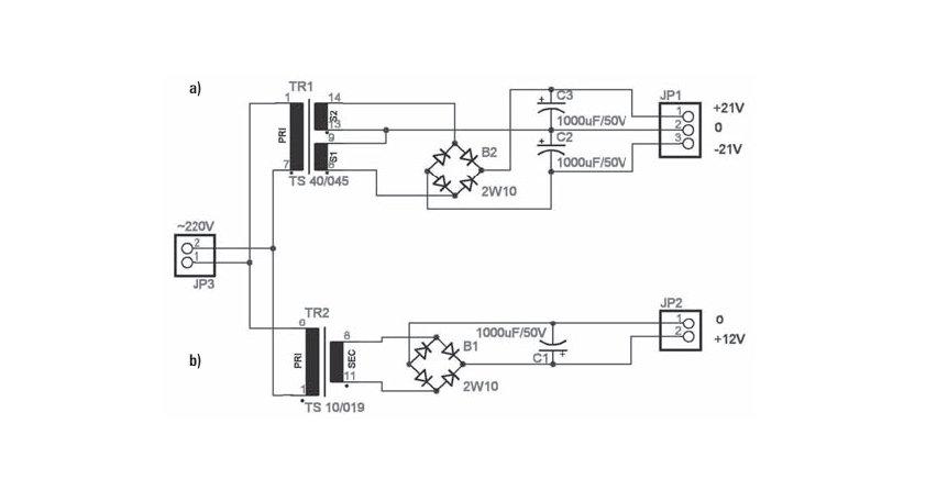 Zasilacze impulsowe dla układów automatyki przemysłowej