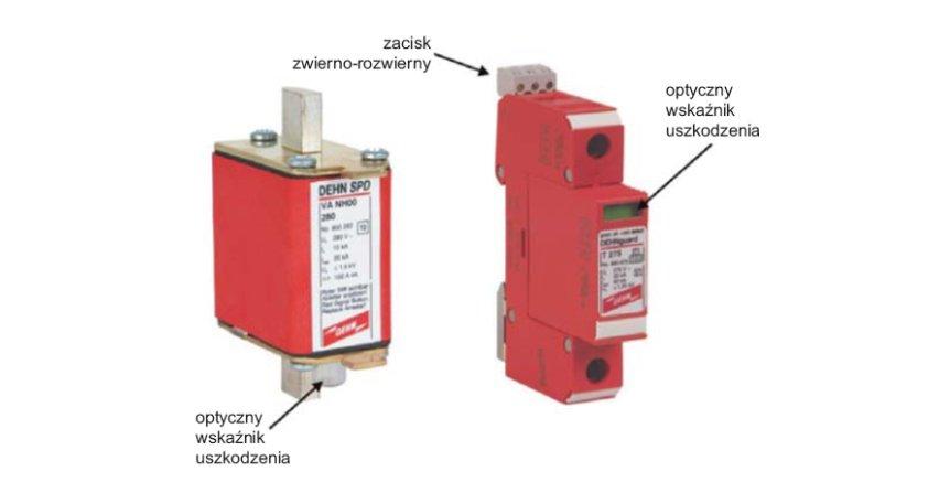 Badania urządzeń  do ograniczania przepięć  w instalacji elektrycznej