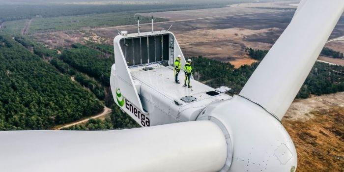 Wystartowały testy farmy wiatrowej Przykona