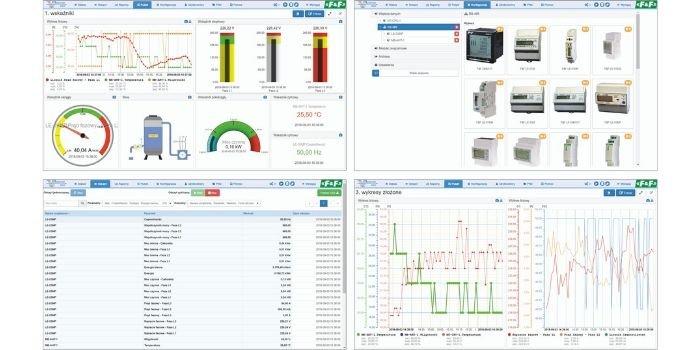 MeternetPRO – system zdalnego odczytu, rejestracji danych oraz sterowania i powiadamiania