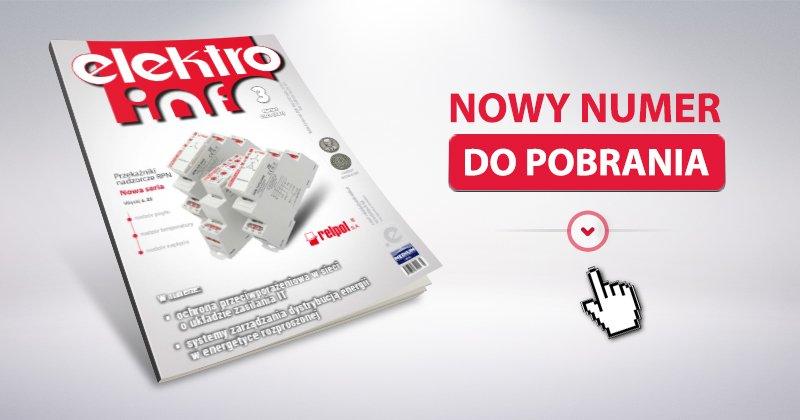 """Nowy numer 3/2020 """"elektro.info""""!"""