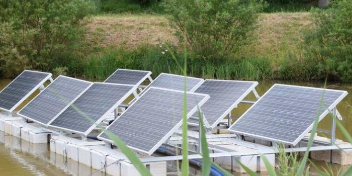 Panele PV na wodzie. Nowy projekt Energa