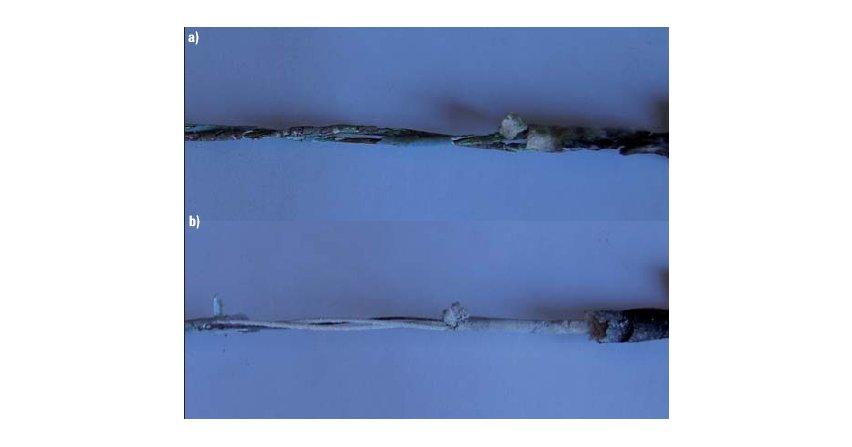 Wpływ wody nafunkcjonowanie przewodów ognioodpornych