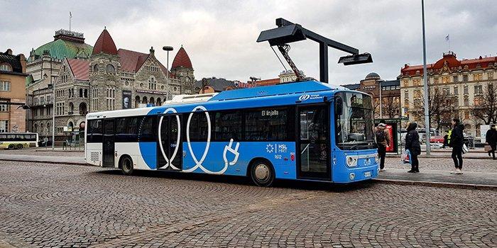 10 nowych autobusów EV w Gliwicach