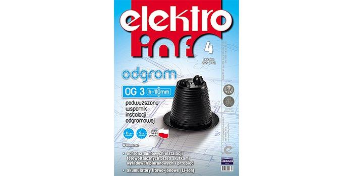 """Nowy numer 4/2020 """"elektro.info""""!"""