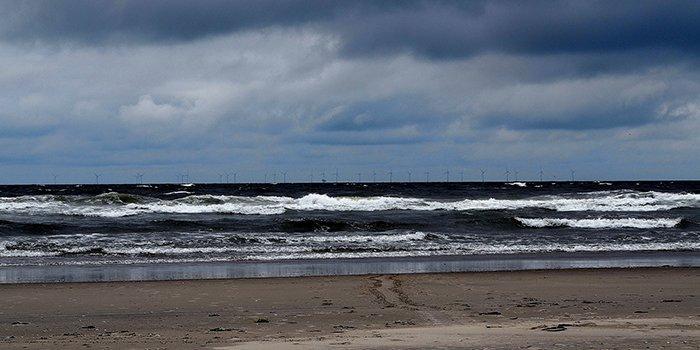 Innogy postawi morską farmę wiatrową na Morzu Północnym