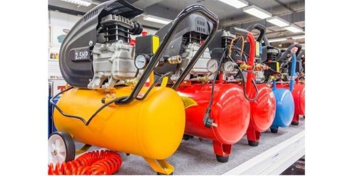 Kompresor w każdym domu, czyli jak wykorzystać moc sprężonego powietrza?