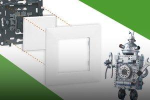 Bezpieczny i wygodny montaż osprzętu elektroinstalacyjnego »