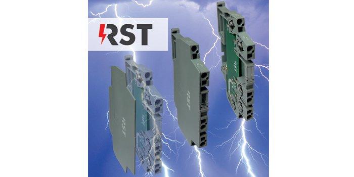 Ochrona przed przepięciami systemów automatyki – RST AKP