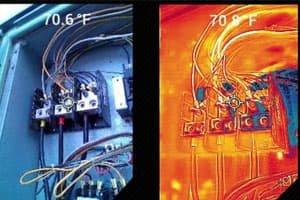 Kamera termowizyjna z ponad 43000 punktami pomiaru »