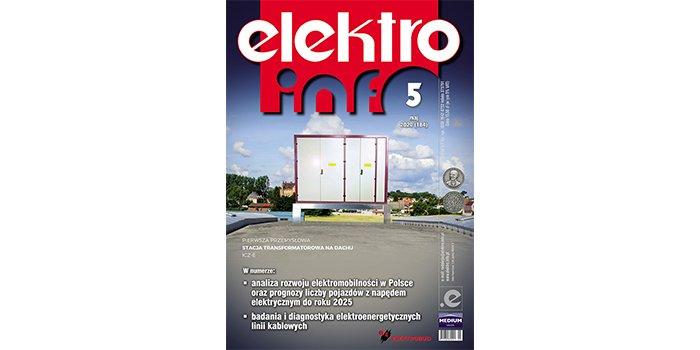 """Nowy numer 5/2020 """"elektro.info""""!"""