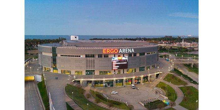 Ergo Arena będzie zasilana fotowoltaiką