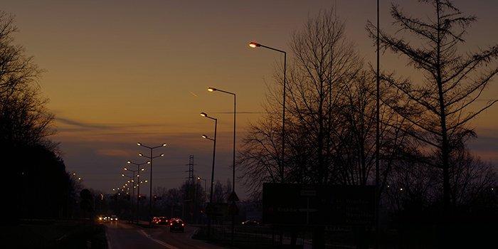 Program modernizacji oświetlenia w Warszawie