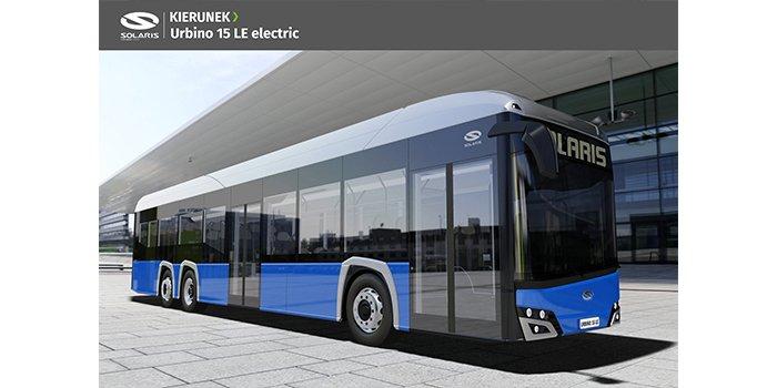 Międzymiastowe autobusy elektryczne Solaris