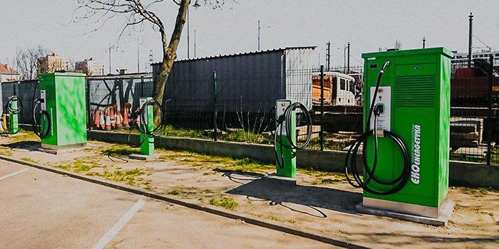 Nowe stacje ładowania autobusów EV w Warszawie
