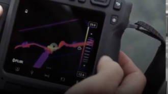 Kamera termowizyjna FLIR T840 w akcji »