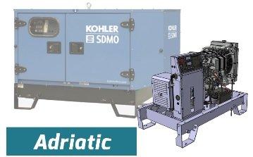 Adriatic (6 – 66 kVA)