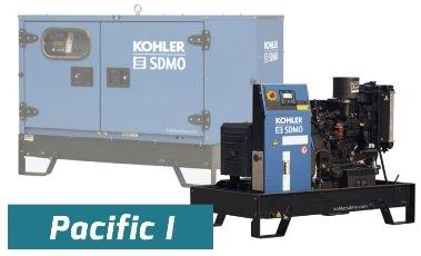 Pacific I (9 – 16 kVA)