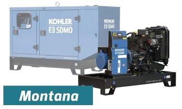 Montana (22 – 250 kVA)