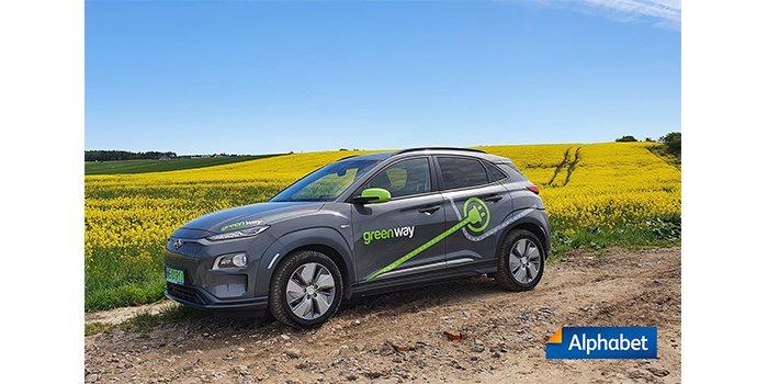 GreenWay otrzymał samochód elektryczny od Alphabet