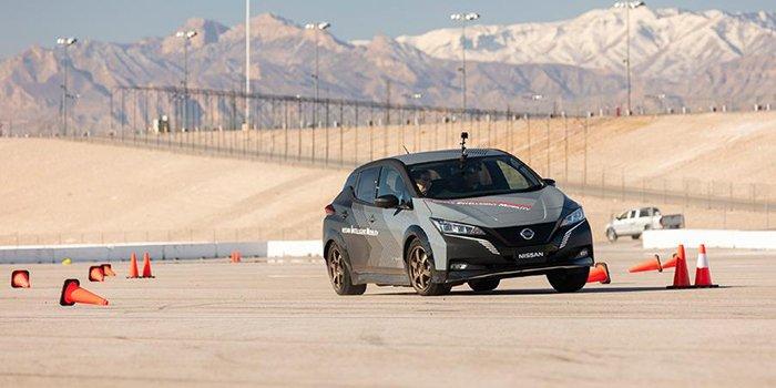 Technologia e-4ORCE od Nissana