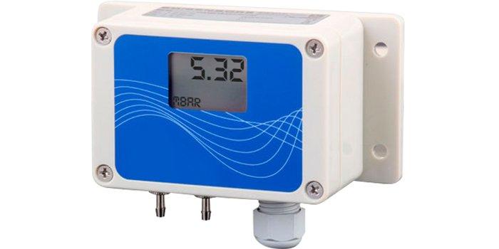 Nowość NIVELCO: przetwornik różnicy ciśnień NIPRESS DD-600