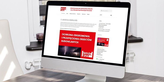"Szkolenia online ""elektro.info""!"