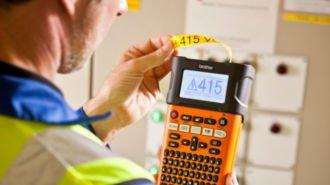 Przenośne drukarki etykiet dla elektryków i instalatorów »