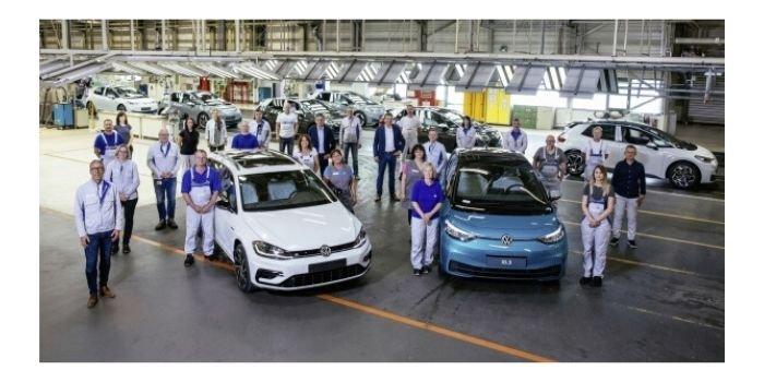 Fabryka w Zwickau produkuje wyłącznie samochody elektryczne