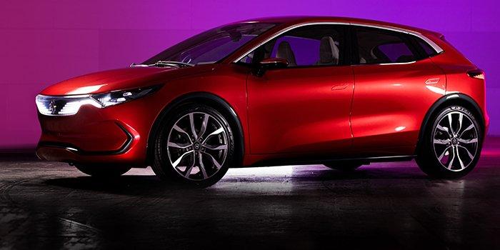 Izera – polska marka samochodów elektrycznych
