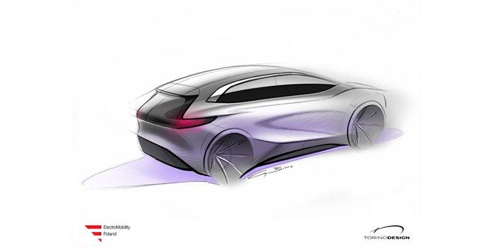 Jak będzie wyglądał polski samochód elektryczny?