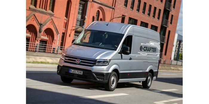 We Wrześni uruchomiono seryjną produkcję elektrycznego Volkswagena e-Craftera