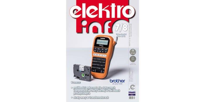 """Nowy numer 7-8/2020 """"elektro.info""""!"""