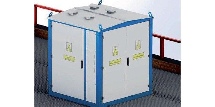 Czy można zamontować przemysłową stację transformatorową na dachu?