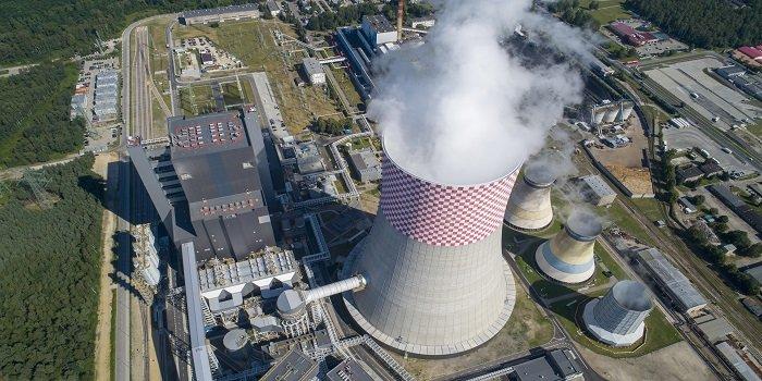 Trwają intensywne prace rozruchowe bloku 910 MW w Jaworznie