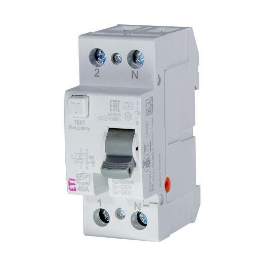 Wyłącznik różnicowoprądowy EFI-P2