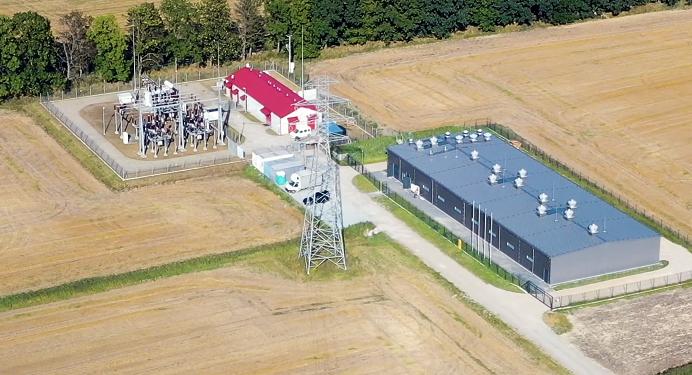 Projekt budowy największego hybrydowego magazynu energii w Polsce wchodzi w fazę demonstracyjną