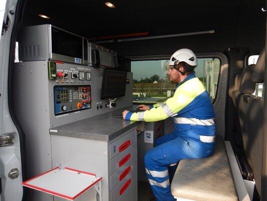 Mobilne laboratoria sposobem na awarie