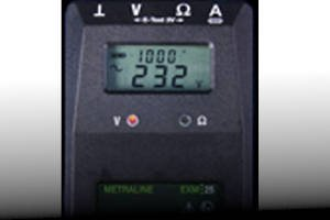 Multimetr bezpieczny dla obszarów Ex wg ATEX (EN 60079-0 i EN 60079-11) oraz EN/IEC 61010