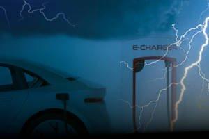 Ochrona przeciwprzepięciowa stacji ładowania pojazdów elektrycznych »