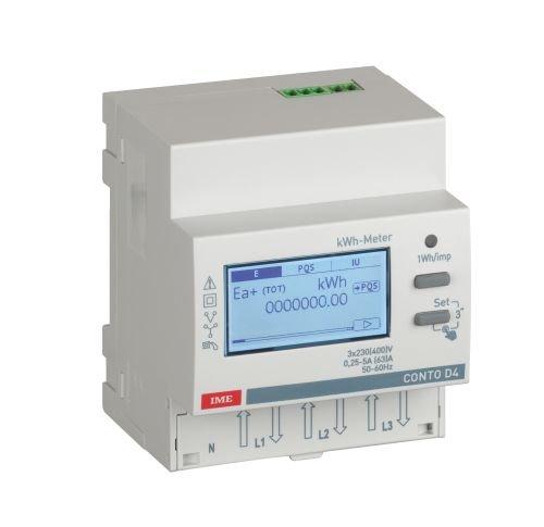 Liczniki energii elektrycznej CE4DF3DTMID