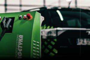 Zobacz nowoczesne stacje ładowania pojazdów elektrycznych »