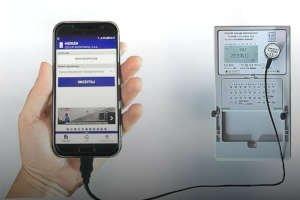 Aplikacja mobilna do odczytu danych z liczników »