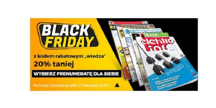 Black Friday z Elektro.info!