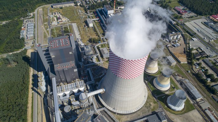 Nowy blok energetyczny w Jaworznie oddany do eksploatacji